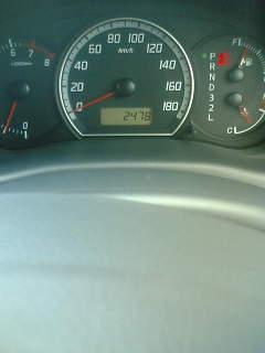 6ヶ月と言っても2,500km弱しか乗ってないけど