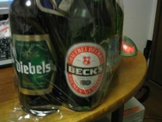 【写真】ドイツビール詰合わせ