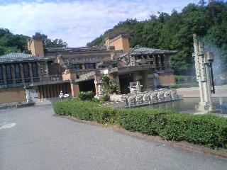 【写真】帝国ホテル玄関