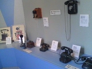 【写真】電話機の歴史