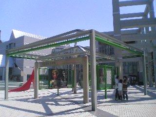 【写真】名古屋市美術館 入口