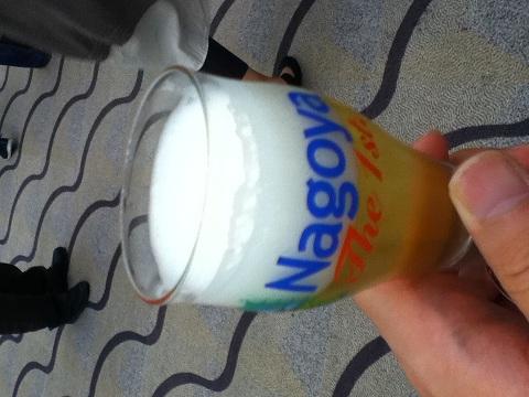 【写真】ビアフェス名古屋2011の試飲グラス