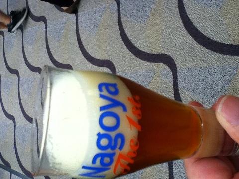 【写真】社長のよく飲むビール