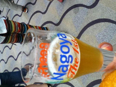【写真】ホップ香るビール