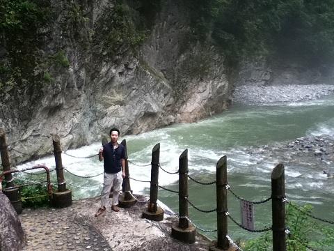 【写真】猿飛峡