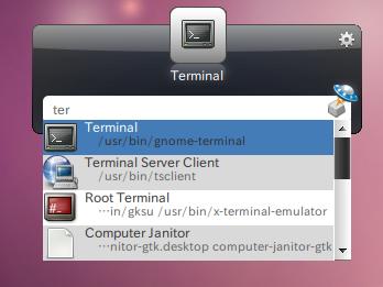 【スクリーンショット】Ubuntuで呼び出したところ。