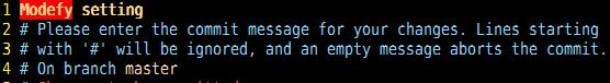 【スクリーンショット】ModifyをModefyと謝っているとハイライトされる。