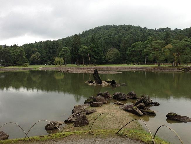 【写真】大泉が池