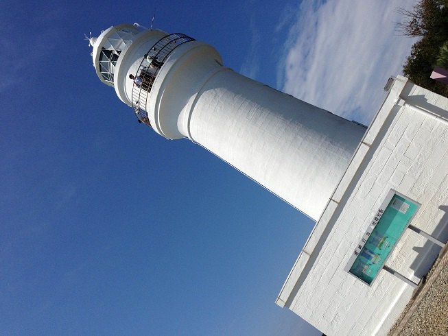 【写真】潮岬灯台