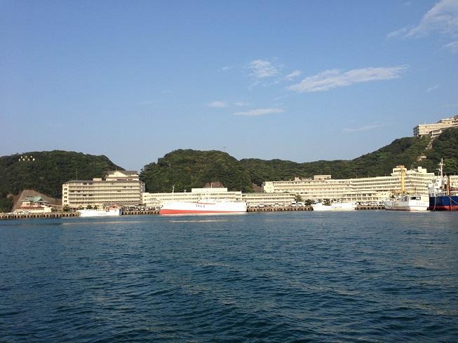 【写真】ホテル浦島全景