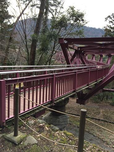 【写真】あやとり橋