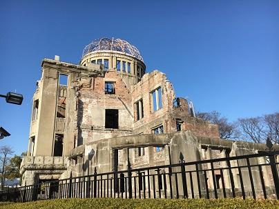 【写真】原爆ドーム