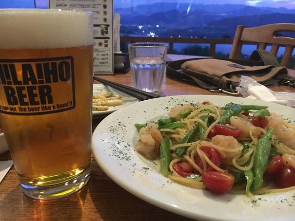 【写真】レストラン オラホからの眺め