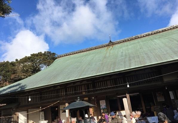 【写真】大坊さんの寺院