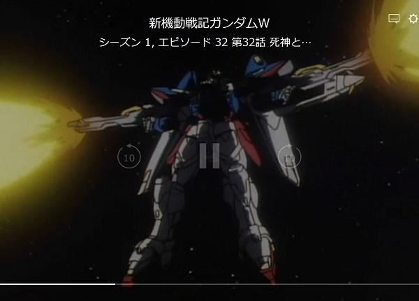 【スクリーンショット】ローリングバスターライフル