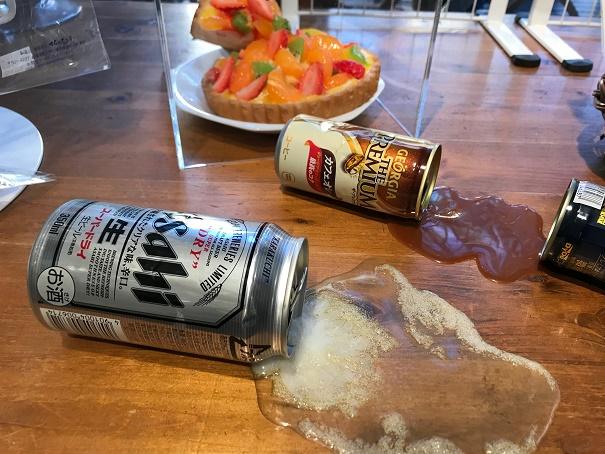 【写真】ビールのサンプル