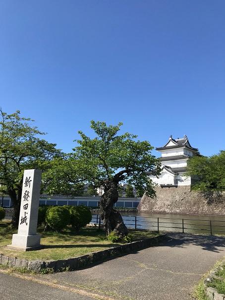 【写真】新発田城