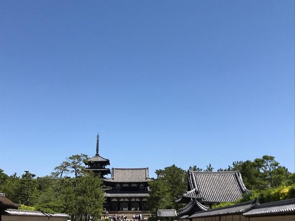 【写真】法隆寺