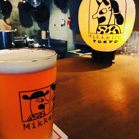 【写真】Mikkeller Tokyoのビール
