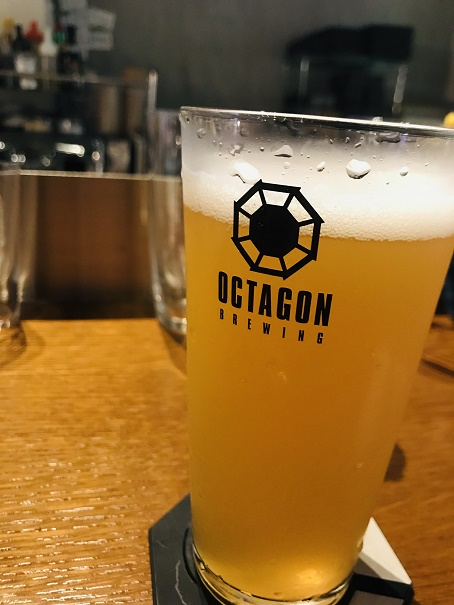 【写真】Octagon Brewing