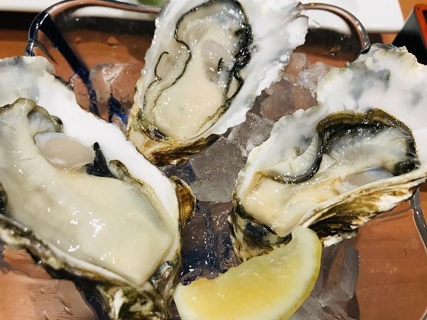 【写真】生牡蠣3つ食べ比べ